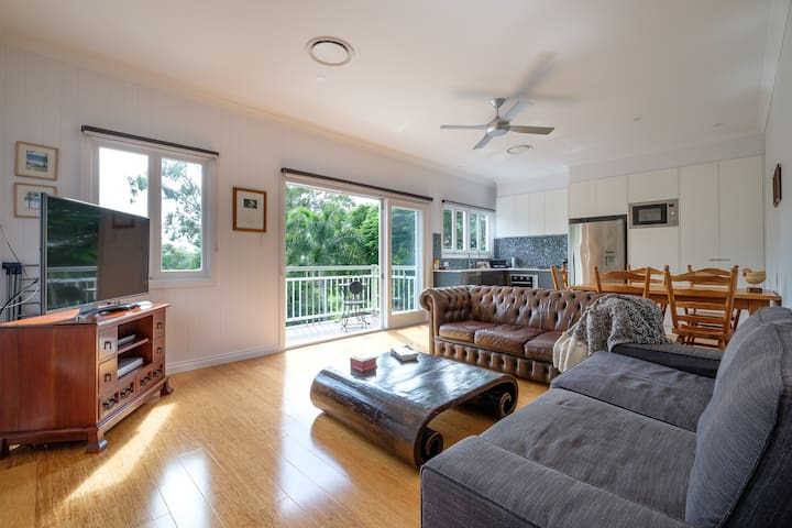 Stylish, spacious, clean and comfortable