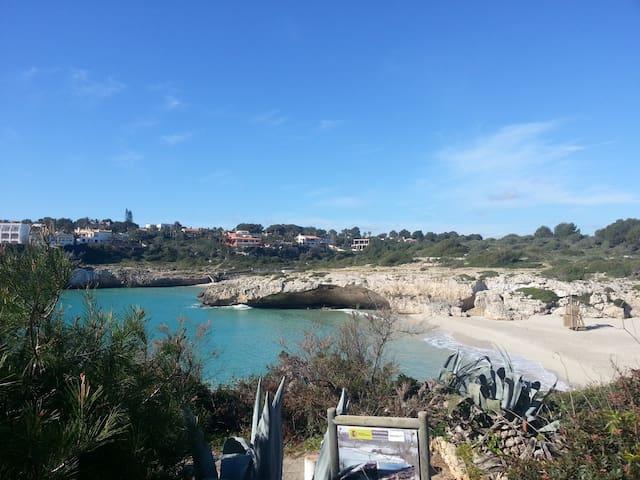 apartamento a pie de playa - Cales de Mallorca - Apartament