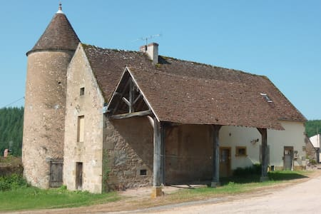Maison Sivry tussen natuur en wijn - Sivry (Voudenay) - Rumah