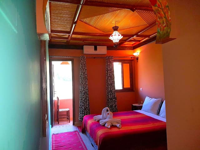 Atlas imoula double room with balcony