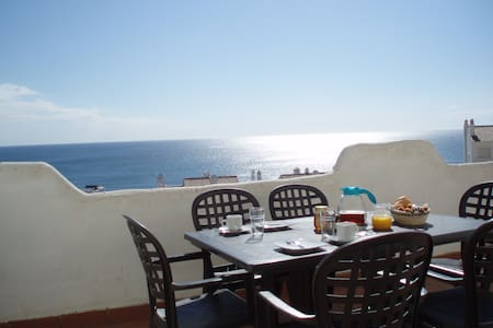 Spacious, stunning sea views - Bahía de Casares