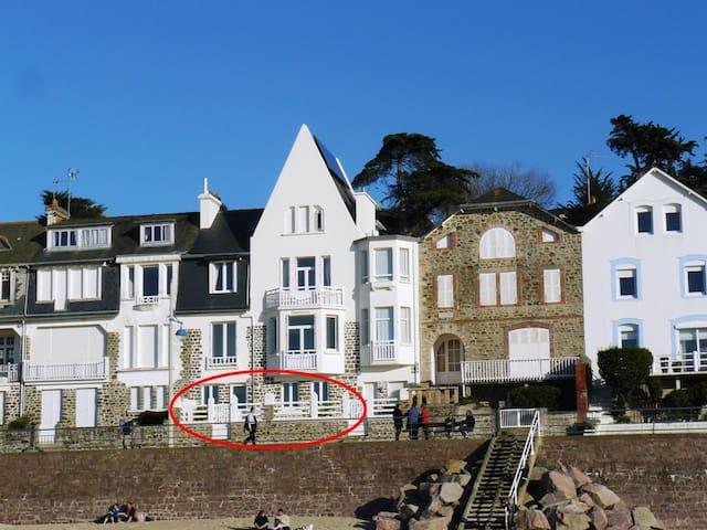 Appartement donnant sur la plage - Pléneuf-Val-André - Appartement