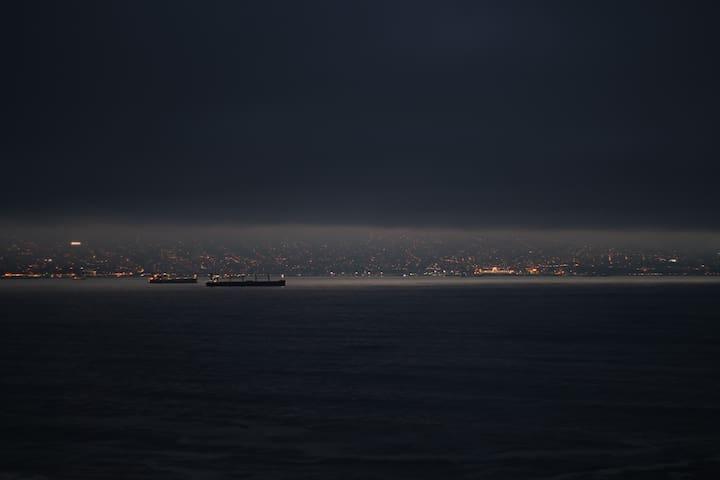 A pasos del mar - Viña del Mar - Apartment