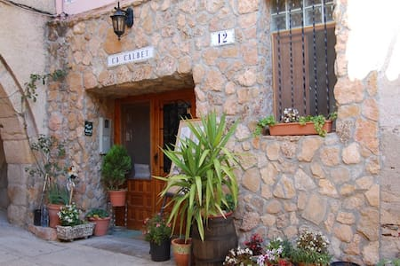 Accommodation Ca Calbet Margalef