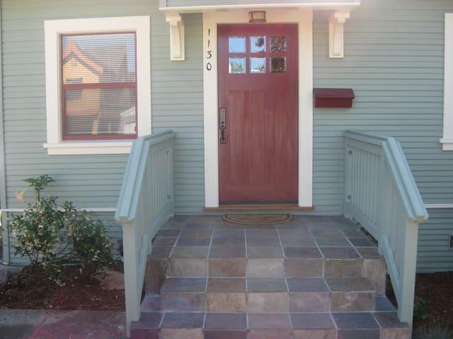 Albany/North Berkeley 2 BR Home - Albany - Talo