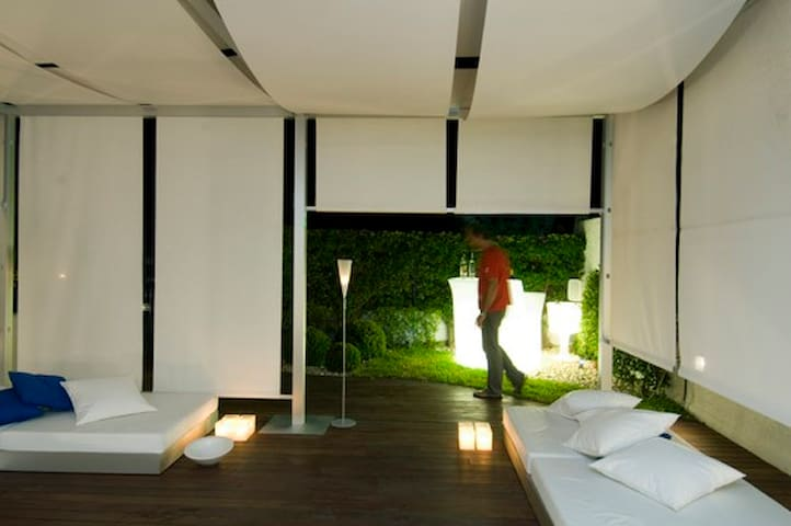 Luxury Penthouse SPA by the sea - Catane - Maison