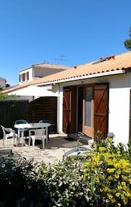Maison ensoleillée dans un quartier calme - Saint-Jean-de-Monts - Hus