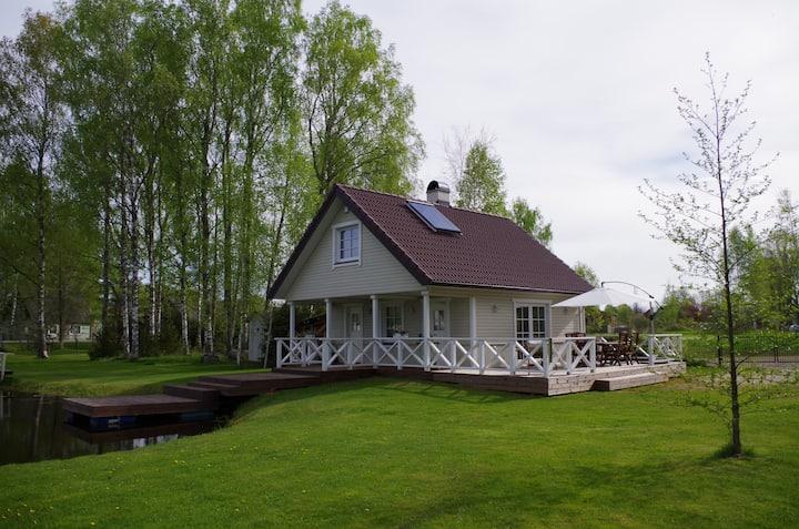 Little house on the Ööbiku street