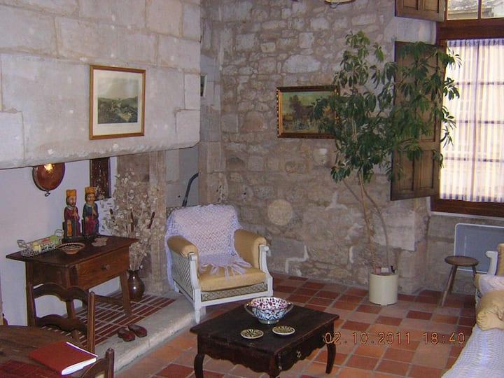Charming apartment XVII century