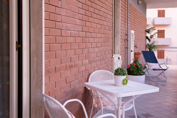 Casa Chicco in Sorrento centre