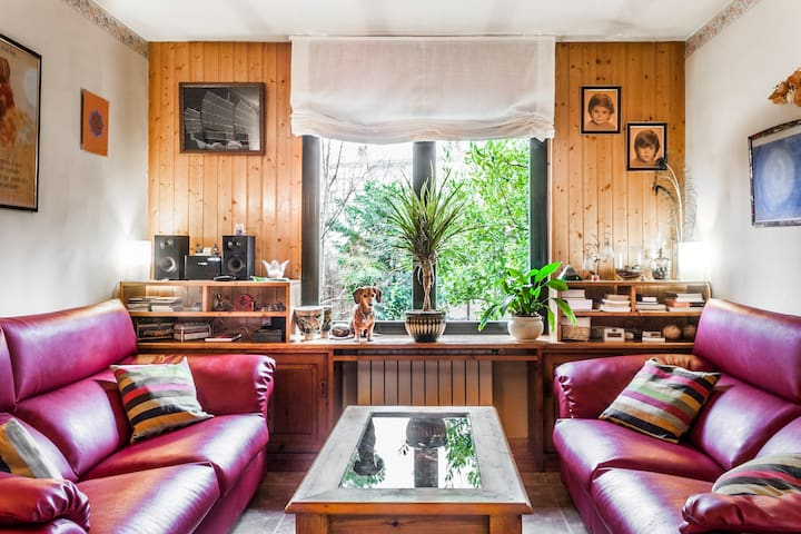 Alquilo habitación  en casaAlquik - Moralzarzal - House