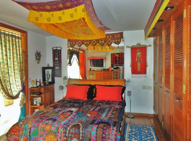 máster bedroom