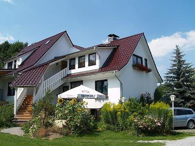 Wernigerode/Ilsenburg - Fewo 1     - Ilsenburg - Apartment