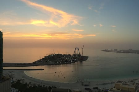 Private room in JBR with AMAZING view - Apartment