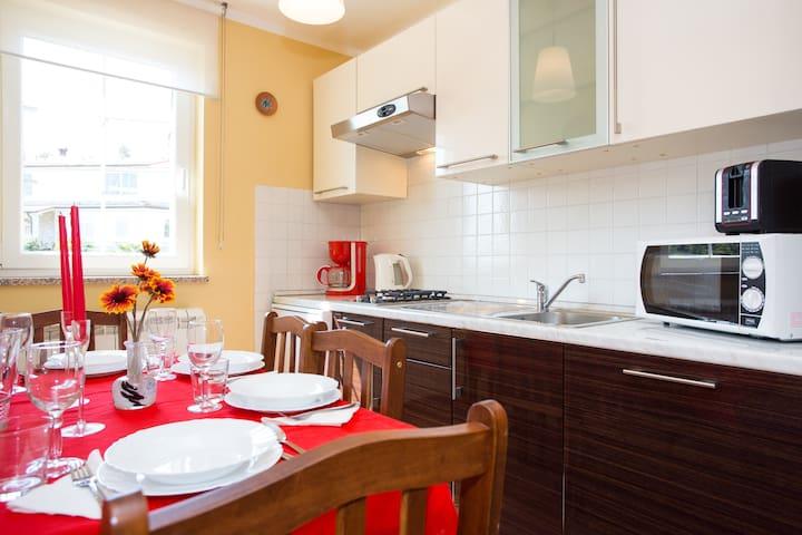 Villa AnnaDora apartment A1 - Brseč - Apartament