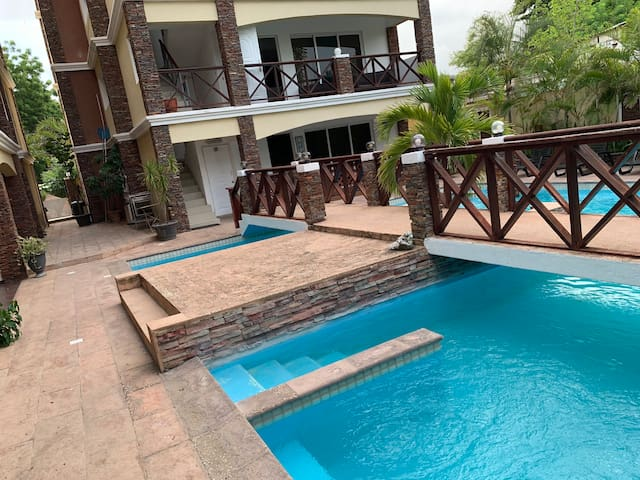 Apartamento en playa Guayacanes