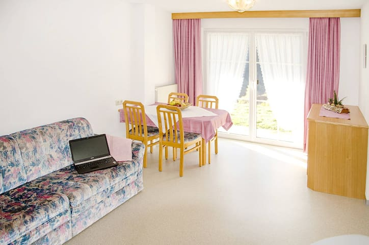40 m² apartment Apart Subretta for 5 persons - Kappl - Huoneisto