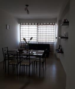 Apartamento completo muy acogedor