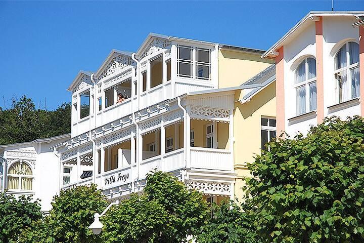 Villa Freya Wohnung 03 - Sellin - Apartment