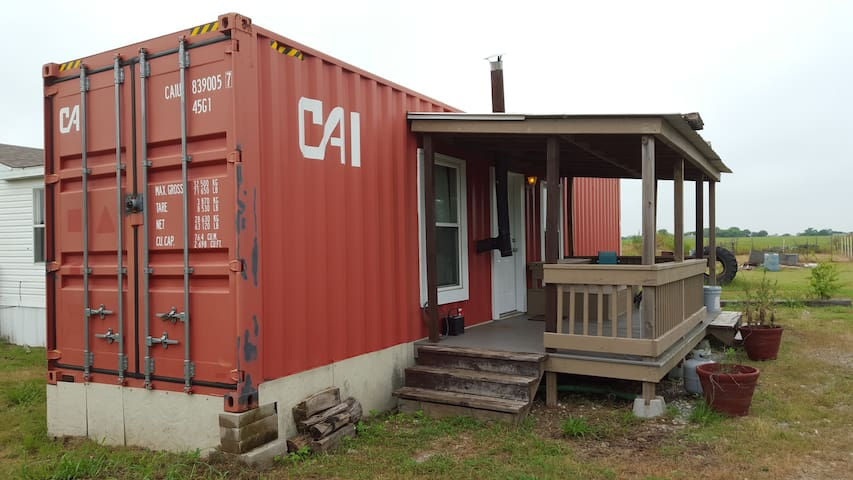 Container House - Van Alstyne