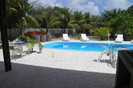 PARADISEDEN POUSADA EN PLEINE VERDURE - Ceará-Mirim - Bed & Breakfast