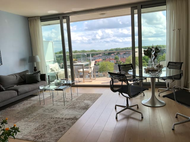 Luxourious apartment - @piushaven - Tilburg