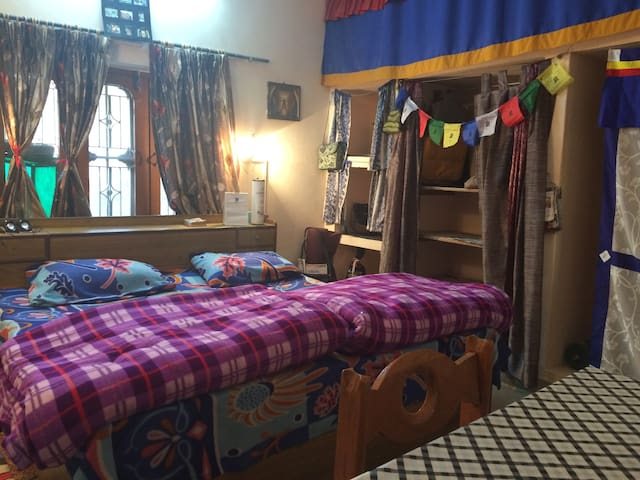 The Sherpa Everest Room - Kangra
