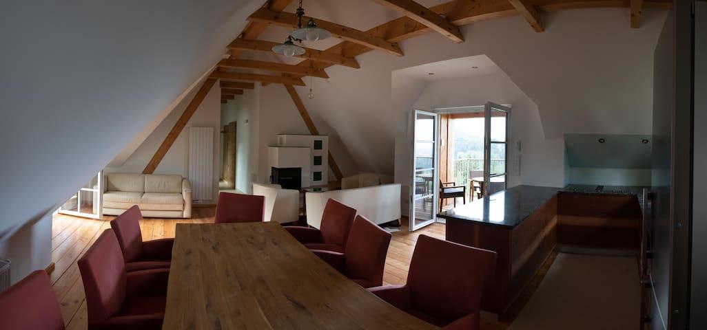 Chalet-Südsteiermark - schön, gemütlich & exquisit