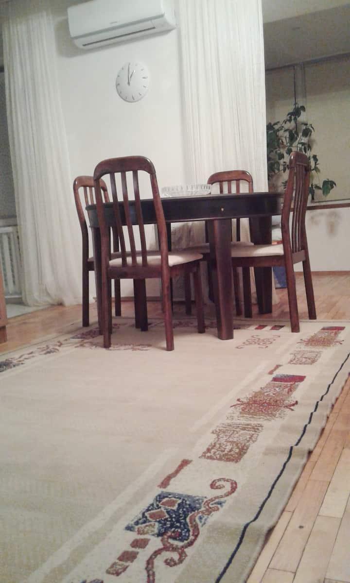 Тихая чистая уютная квартира