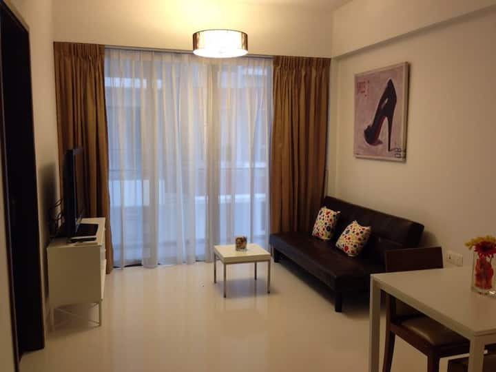 Beautiful new condo at Bt Timah