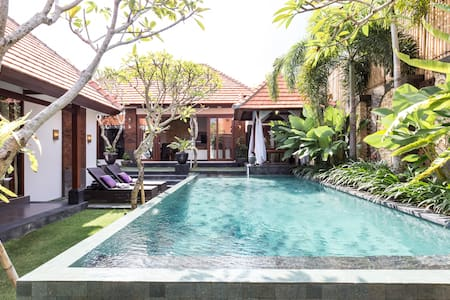 ★Amazing villa near beach/pool - North Kuta