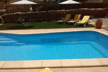 Apt. 3 Rooms near Albufeira,WIFI,AC, PRIVAT pool