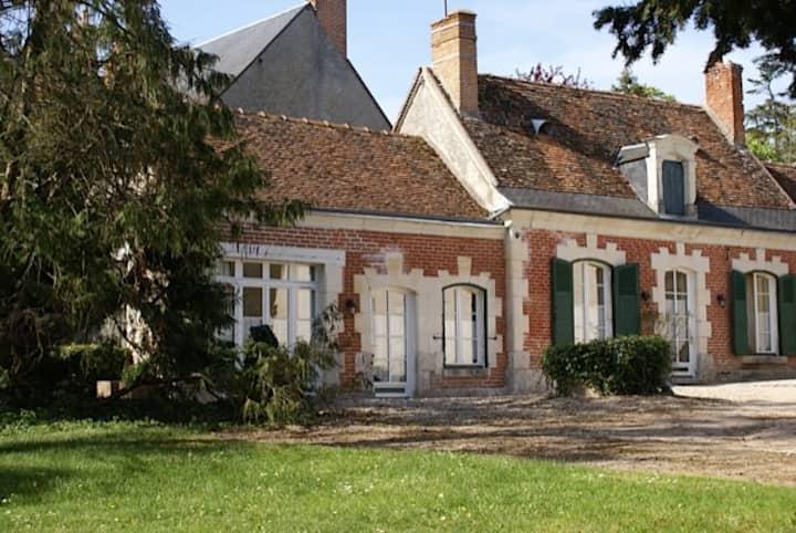 MAISON CHATEAUX DE LA LOIRE 2 chambres 4 pers.