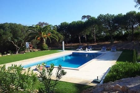 V1 with pool and terrace - Lagoa