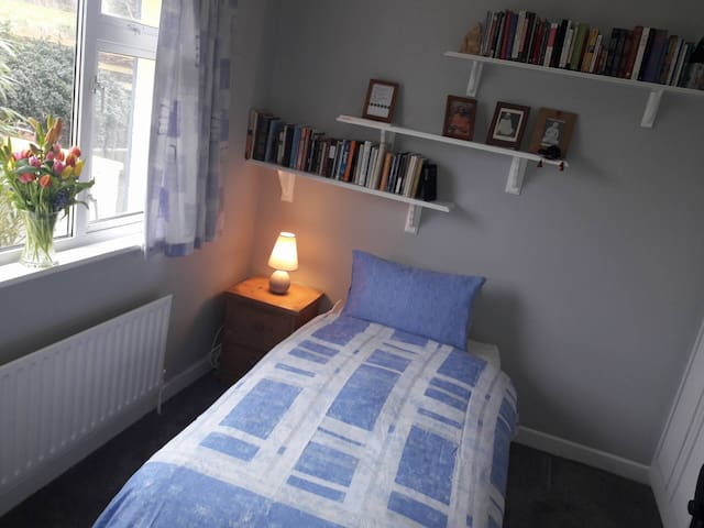 Cosy room with patio view #1 - Kinsale - Hus