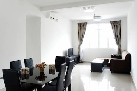 New condominium Pines residence - Gelang Patah - Lejlighed