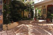 Studio-Apt mit tropischen Strand