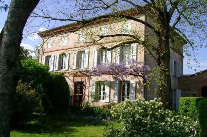 1 bedroom near Albi Tarn France - Lescure-d'Albigeois - Bed & Breakfast