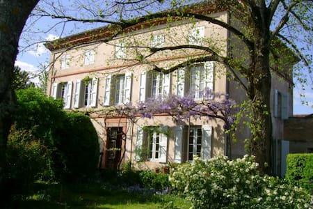 1 bedroom near Albi Tarn France - Lescure-d'Albigeois - Bed & Breakfast