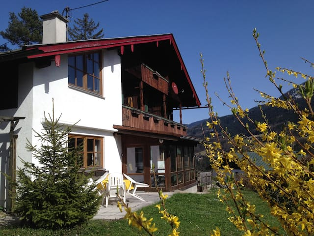 Great apartment with gorgeous view  - Berchtesgaden