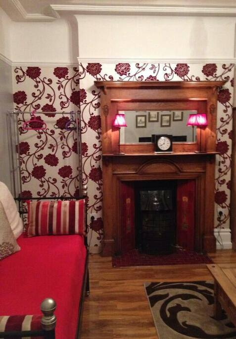 Beautiful Victorian fire place