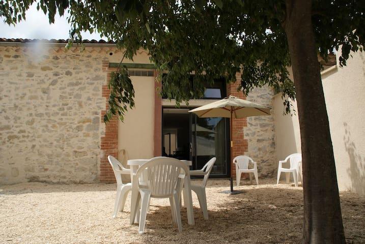 Le Gîte du Vieux Mûrier (côté EST) - Saint-Jean-de-Serres - Casa