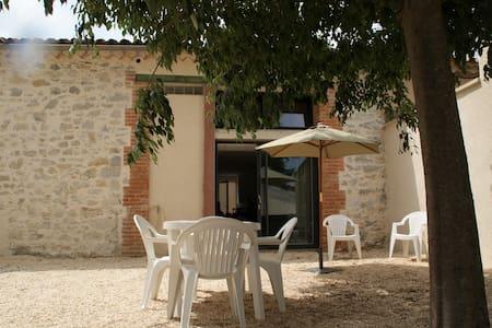 Le Gîte du Vieux Mûrier (côté EST) - Saint-Jean-de-Serres