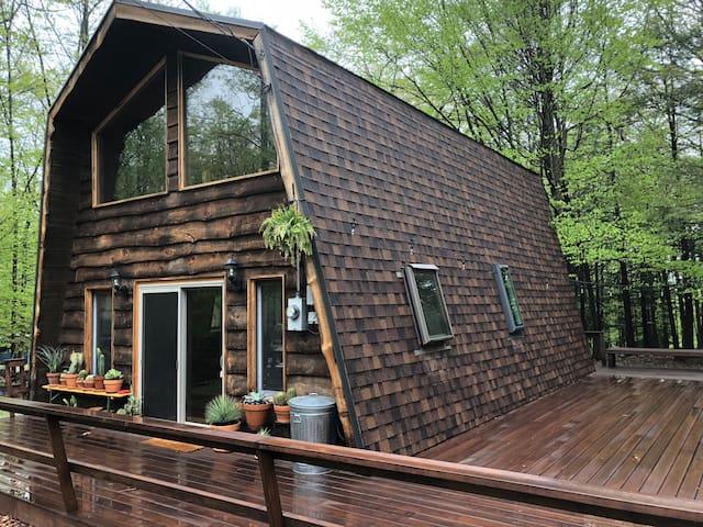 little lake barn, by camp caitlin