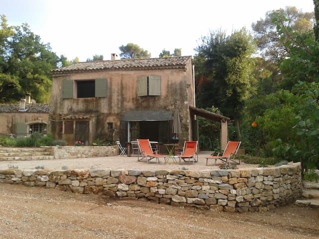 Mas ancien au coeur de la Provence - Saint-Antonin-sur-Bayon - Rumah