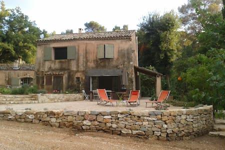 Mas ancien au coeur de la Provence - Saint-Antonin-sur-Bayon - Hus