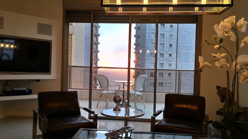 Luxury apartment in Netanya - Netanya - Departamento