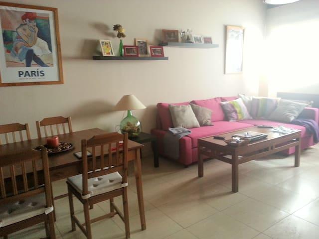 BONITO APTO DE 2 HAB CON GARAJE - Plasencia - Appartamento