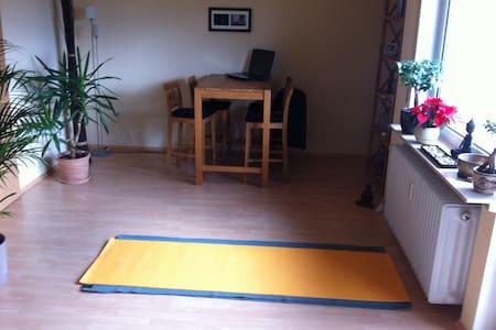 Couchsurfing in der Vulkaneifel - Apartamento