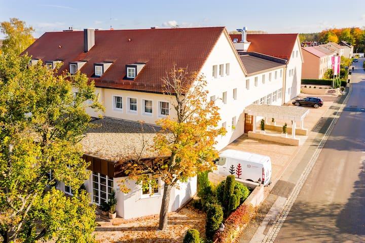 Landgasthof Hotel Gentner - Doppelzimmer Superior